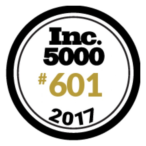 Black Book's 750% Revenue Growth Earns the #601 Spot on Inc 5000 Fastest Growing Private Companies