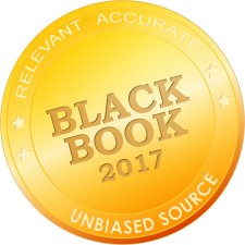 2017 Black Book Award for Highest Client Satisfaction & Customer Experience
